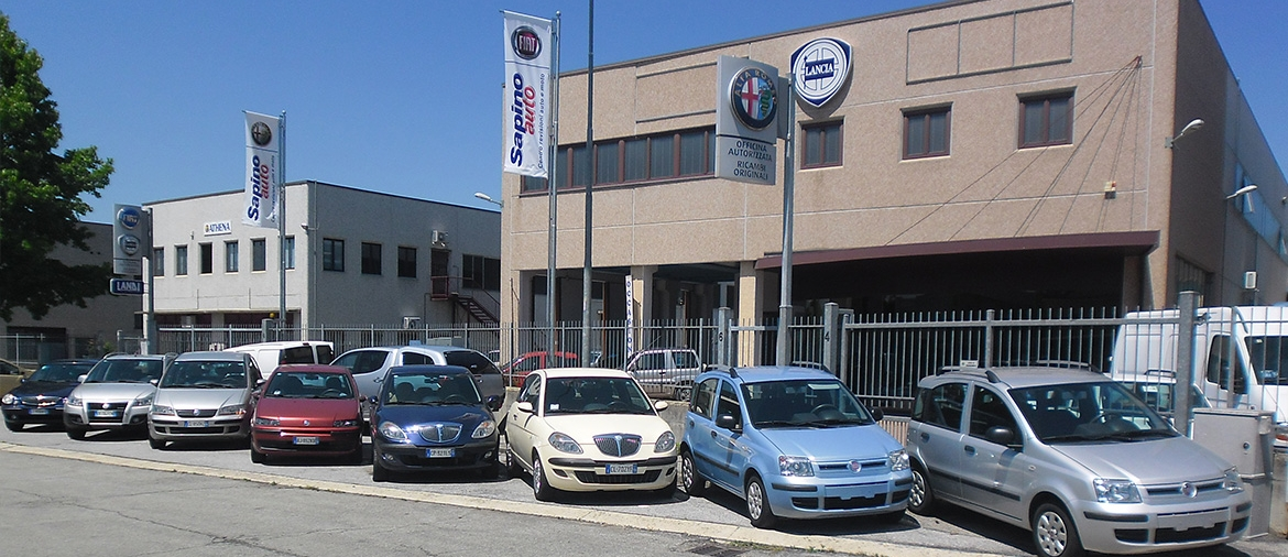 Auto usate sapino auto commerciale srl for Cerco cose usate